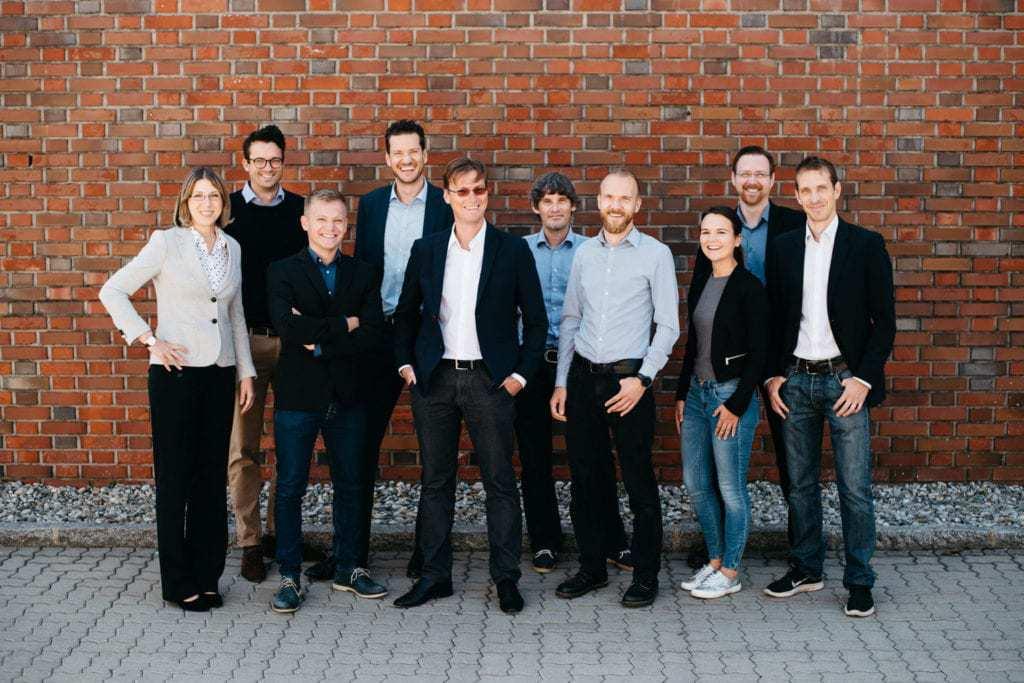 Magna Graz Plattform Mitarbeiterportraits Teamfoto
