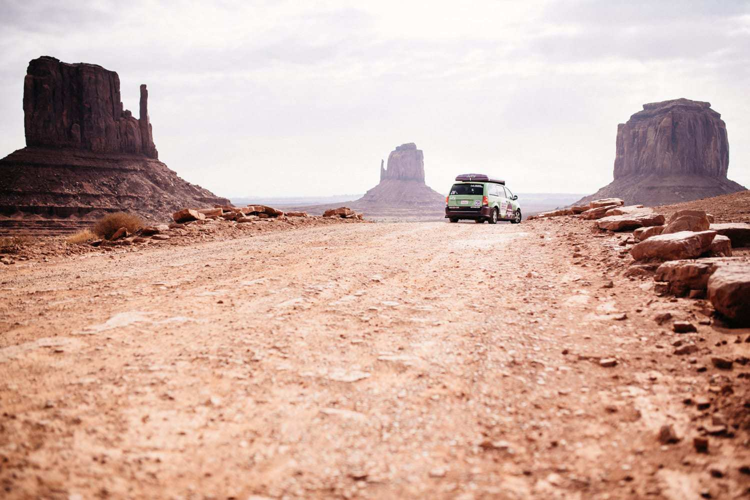 Jucy RV Rental North America - Monument Valley