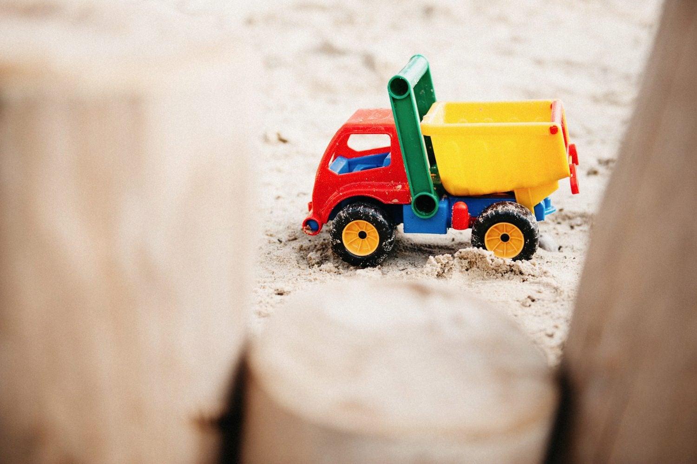 Magna Kids World Webseite Sandkasten