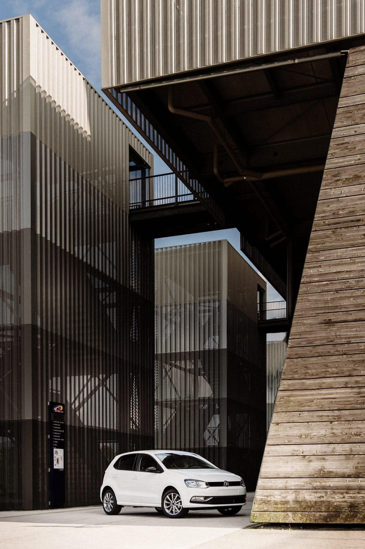 Volkswagen Polo DiBox RedBull Stadion