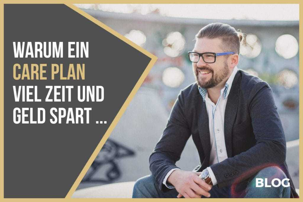 Warum Care Plan Blog