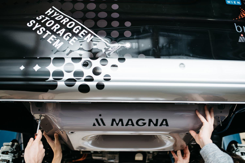 FCREEV Genfer Autosalon Magna