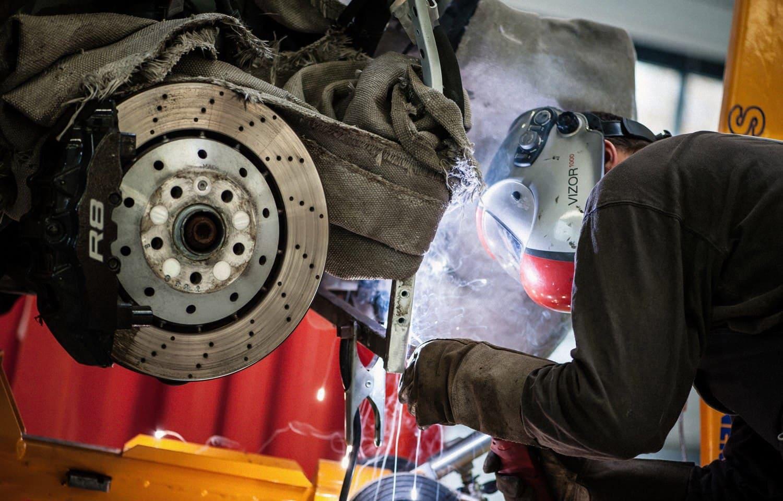 Unfall Spezialist Porsche Austria Karosserie